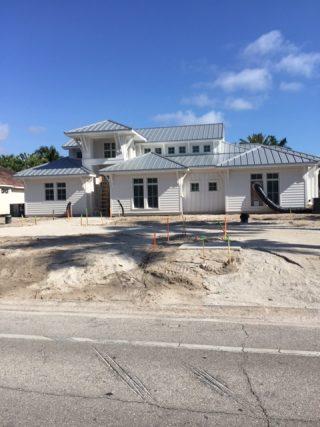 Sarasota florida custom home building