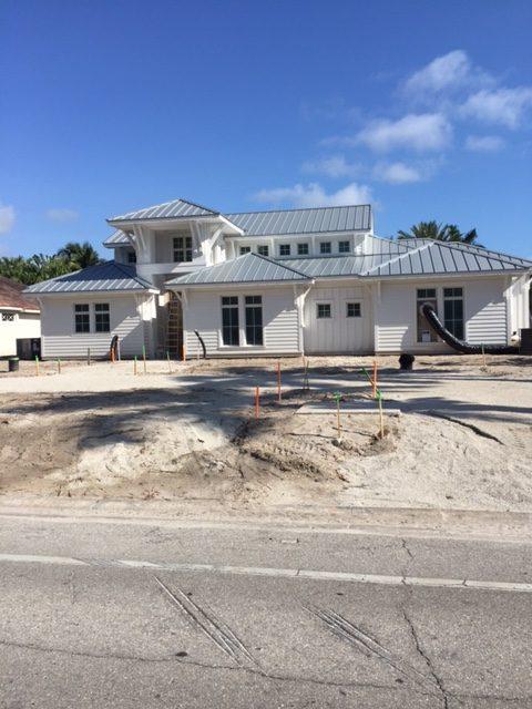 Florida custom home building